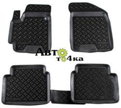 Коврики резиновые для Chevrolet Aveo 2012 Aileron