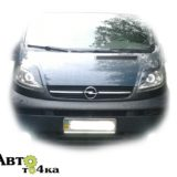 Реснички фар Opel Vivaro