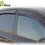 Ветровики Chevrolet Lacetti HB Voron Glass