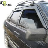 Ветровики на ВАЗ 2109-21099 ANV-air