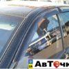 Дефлекторы окон Hyundai Getz 5d