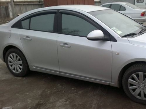 Ветровики Chevrolet Cruze SD Anv-Air