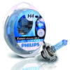 лампа Philips Bluevision 4000К H4