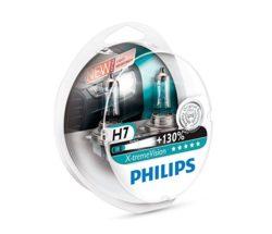 Лампа Philips H7 X-treme vision +130%