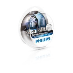 Лампа Philips H7 Blue Vision ULTRA 4000K 12v 55w
