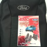 Чехлы на сиденья Ford Fiesta New