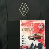 Чехлы на сиденья Renault Logan