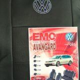 Чехлы на сиденья Volkswagen Golf 6 Variant