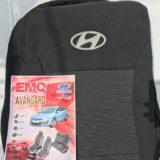 Чехлы на сиденья Hyundai i30
