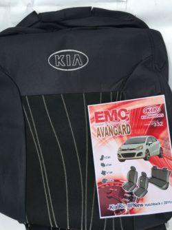 Чехлы на сиденья Kia Rio