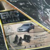 Чехлы на сиденья Mercedes W211
