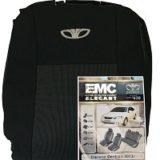 Чехлы на сиденья Daewoo Gentra «EMC-ELEGANT»
