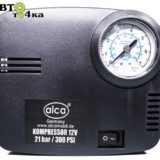 Компрессор автомобильный ALCA 232 Turbo