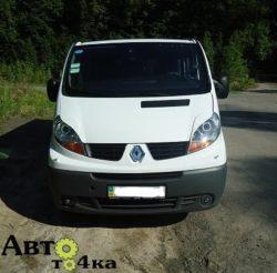 Реснички фар Renault Traffic
