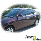 Ветровики Hyundai Elantra 2006-2009 AutoClover