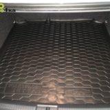Ковер в багажник Volkswagen Jetta 2016