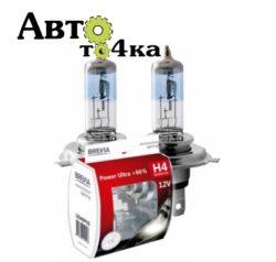 Лампа Brevia H4 Power Ultra +60%