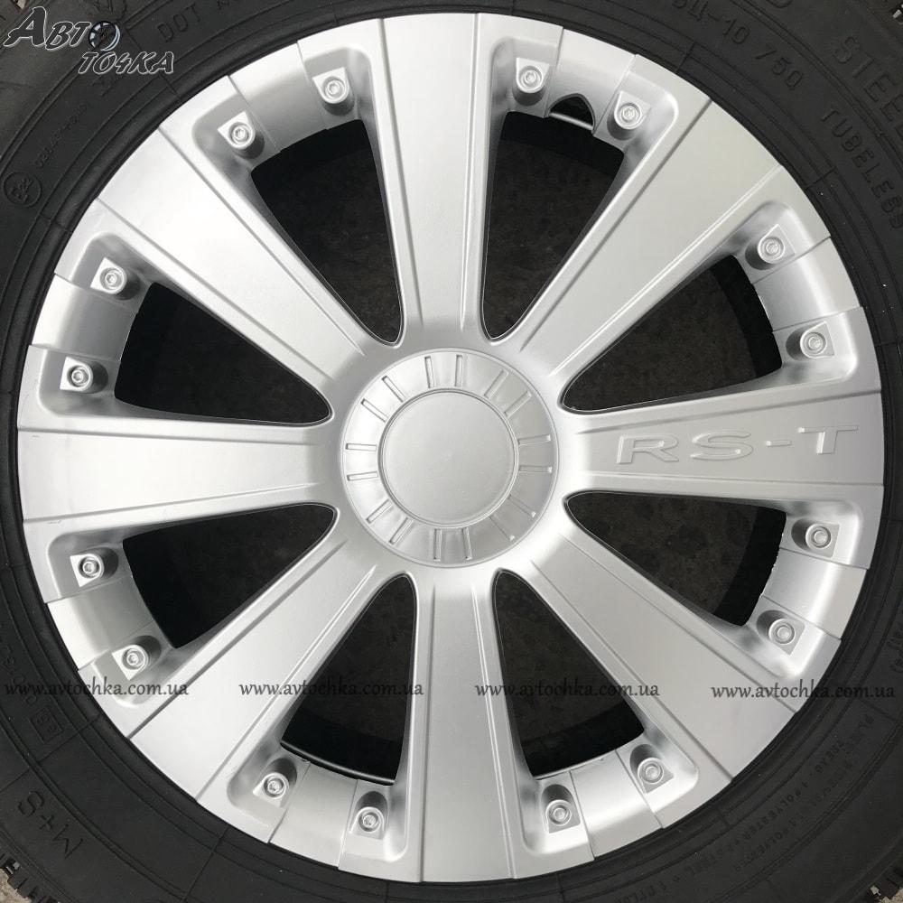 Колпаки на колёса RS-T Silver R13