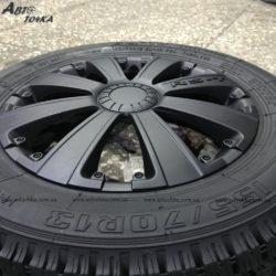 Колпаки на 13 RS-T Black