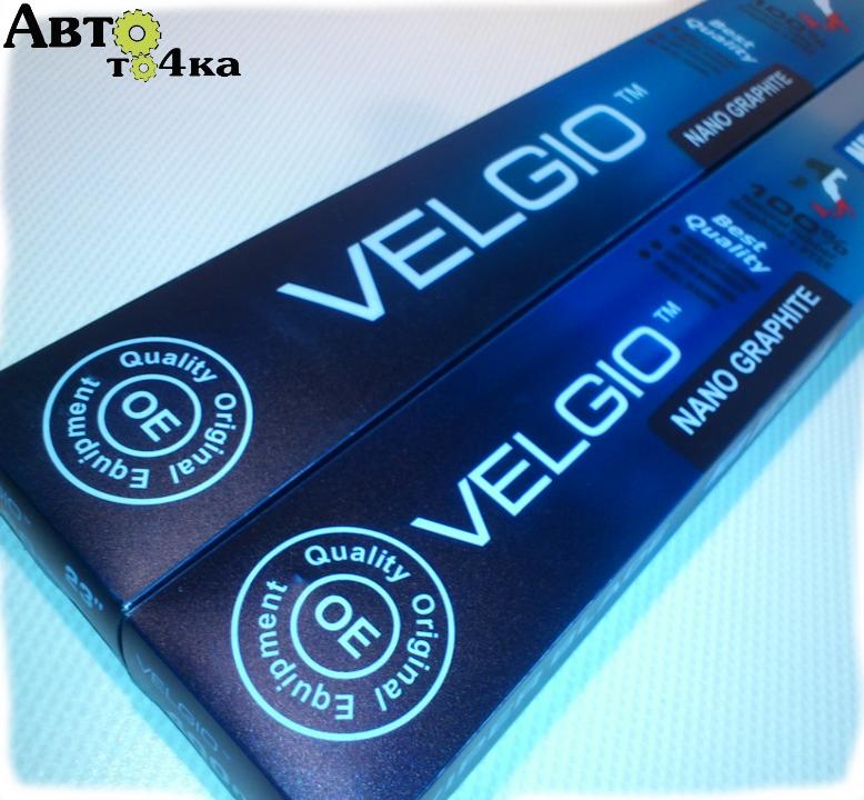 Бескаркасный дворник Velgio Neo Vision