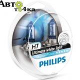 Лампа Philips H7 Diamont Vision