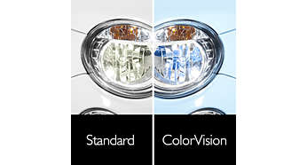 Philips H7 Color Vision