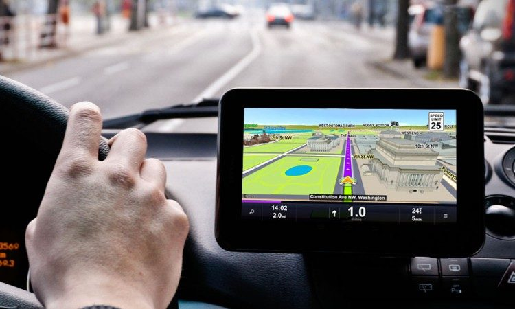 Купить GPS-навигатор