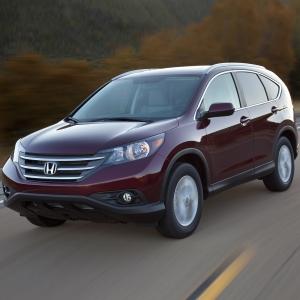Honda CRV с 2012