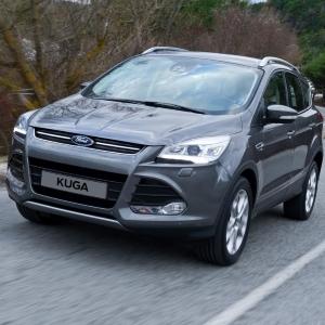 Ford Kuga до 2013