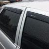 Ветровики на Lada 2110/2112 «Voron Glass»