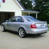 Audi A4 до 2001