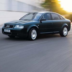 Audi a6 до 2001
