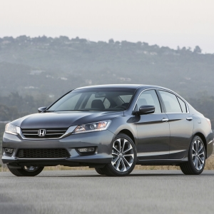 Honda Accord с 2013