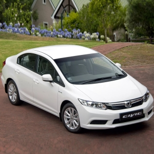 Honda Civic с 2012