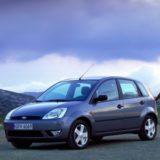 Ford Fiesta до 2008