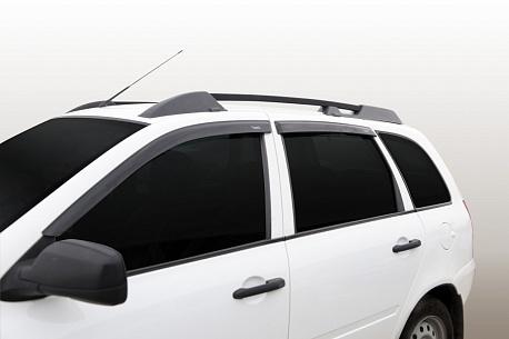 Ветровики на боковые стекла LADA GRANTA «Azard»