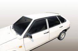 Дефлекторы на боковые стекла ВАЗ 2109-99 «Azard»