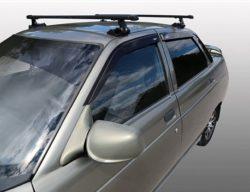 Дефлекторы на боковые стекла ВАЗ 2111/Priora