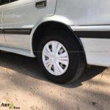 Колпаки на колёса LUX белый R13