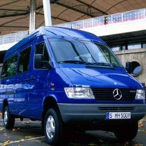 Mercedes Sprinter 1995-2000