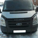 Мухобойка Ford Transit 2007-2014 «VIP»