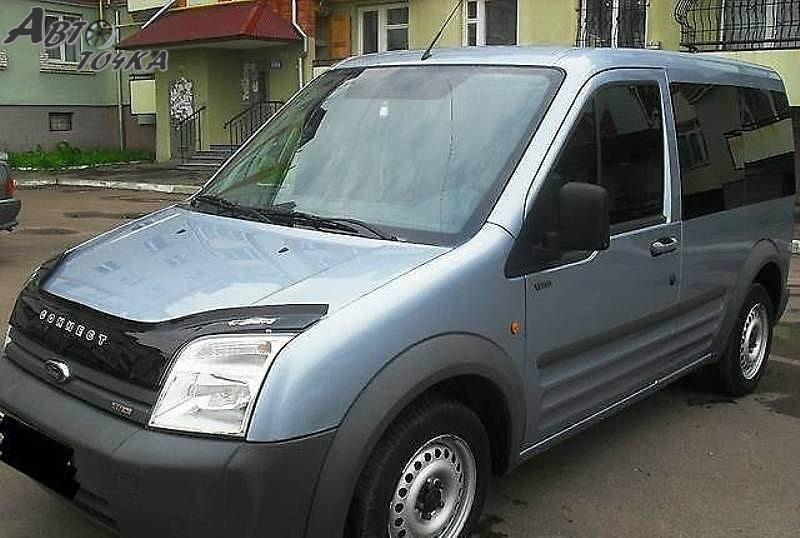 Мухобойка Ford Transit Connect «VIP»