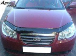 Мухобойка Hyundai Elantra 2007-2011 «VIP»