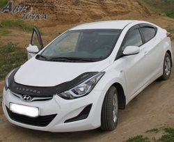 Мухобойка Hyundai Elantra 2011 «VIP»