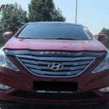 Мухобойка Hyundai Sonata c 2009 «VIP»