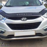 Мухобойка Hyundai ix35 «VIP»