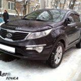 Мухобойка Kia Sportage 2010 «VIP»