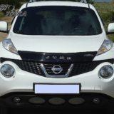 Мухобойка Nissan Juke «VIP»