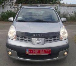 Мухобойка Nissan Note 2005-2009 «VIP»