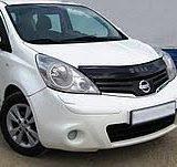 Мухобойка Nissan Note 2009-2013 «VIP»